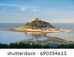 st michael's mount in cornwall ...