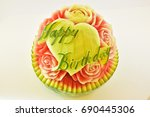 Water Melon Carving  The Art O...