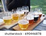 beer  | Shutterstock . vector #690446878
