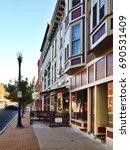 geneva   new york  usa. august... | Shutterstock . vector #690531409