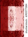grunge wall texture | Shutterstock . vector #690577384