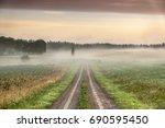 road | Shutterstock . vector #690595450