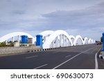 chennai  india   4 august 2017  ... | Shutterstock . vector #690630073