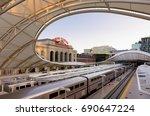 denver  colorado  usa   july 17 ... | Shutterstock . vector #690647224