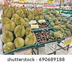 bangkok  thailand   august 5 ... | Shutterstock . vector #690689188