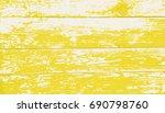 yellow wooden texture. vector...   Shutterstock .eps vector #690798760