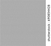 fine vertical zigzag pattern in ... | Shutterstock .eps vector #690854428