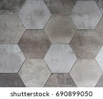 Material Hexagon Tile Texture...