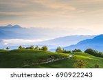 sixty stone mountain  hualien ... | Shutterstock . vector #690922243