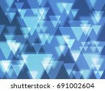blue bokeh | Shutterstock . vector #691002604