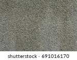 Small Stones Or Pebbles Wall...