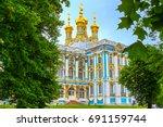 St. Petersburg. Tsarskoye Selo...