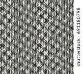 abstract mottled textured...   Shutterstock .eps vector #691180798