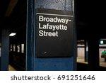 Broadway Lafayette Sigh