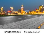 cityscape and skyline of... | Shutterstock . vector #691326610