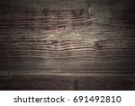 wooden background | Shutterstock . vector #691492810
