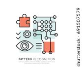 vector icon style illustration...   Shutterstock .eps vector #691507579