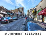 serbia  belgrade   july 26 ...   Shutterstock . vector #691514668
