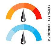 vector illustration of... | Shutterstock .eps vector #691703863