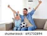 family  entertainment  sport... | Shutterstock . vector #691732894