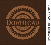 download wood emblem. retro