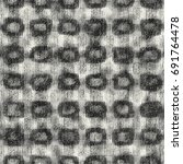abstract mottled spotty motif... | Shutterstock .eps vector #691764478