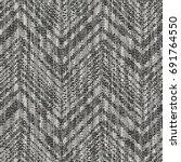 abstract mottled zigzag stroke...   Shutterstock .eps vector #691764550