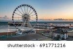 The Victorian Brighton Pier And ...