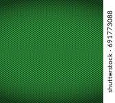 green carbon texture fiber...   Shutterstock .eps vector #691773088