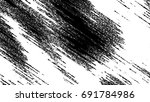 black and white pattern for... | Shutterstock . vector #691784986