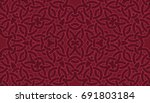 abstract seamless pattern with...   Shutterstock .eps vector #691803184