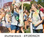 odessa  ukraine   august 5 ... | Shutterstock . vector #691804624