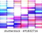light background. abstract...   Shutterstock . vector #691832716