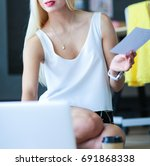 creative group working...   Shutterstock . vector #691868338