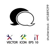 chart icon  vector best flat...