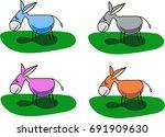 funny donkeys