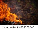 fire   Shutterstock . vector #691965568