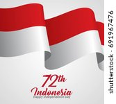 Indonesia Flag Vector Art Graphics Freevector Com