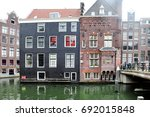 amsterdam  holland  europe  ...   Shutterstock . vector #692015848