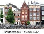 amsterdam  holland  europe  ...   Shutterstock . vector #692016664