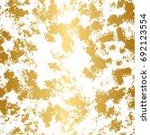 golden and white seamless... | Shutterstock .eps vector #692123554
