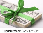 money | Shutterstock . vector #692174044