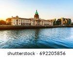 Dublin  Ireland. The Custom...