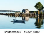 View Of Bass Harbor Maine From...