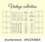 Vintage Collection. Frames ...
