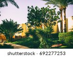 beautiful architectural and...   Shutterstock . vector #692277253