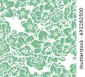 abstract elegance seamless... | Shutterstock .eps vector #692282500