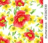 abstract elegance seamless...   Shutterstock .eps vector #692282530