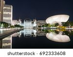 albany  ny   june 28  the... | Shutterstock . vector #692333608