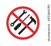 no tool needed  no need to...   Shutterstock .eps vector #692364190